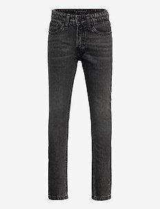 SPENCER SLIM TAPERED - jeans - wblkopenriporc