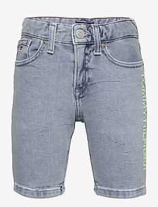 SPENCER SHORT - shorts - marblewashc
