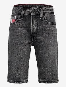 MODERN STRAIGHT SHORT - shorts - wblkopenriporc