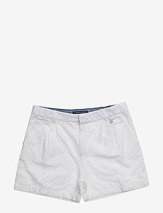 FLORENCE SHORT - shorts - white