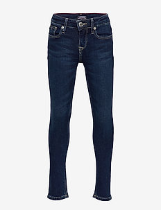 GIRLS NORA SKINNY NY - jeans - new york dark stretch