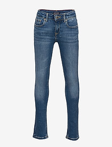 GIRLS NORA SKINNY NY - jeans - new york mid stretch