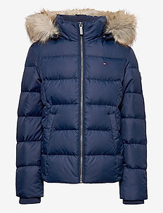 ESSENTIAL BASIC DOWN - puffer & padded - twilight navy
