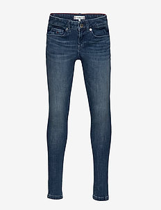 NORA SUPER SKINNY FBST - jeans - flexile blue stretch
