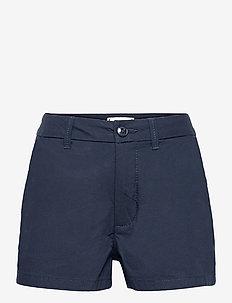 ESSENTIAL CHINO SHORTS - shorts - twilight navy