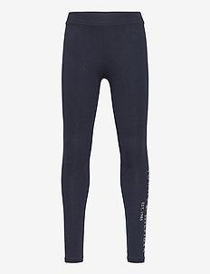 ESSENTIAL HWK LEGGIN - leggings - twilight navy