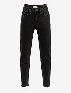 HR TAPERED - ROBLKST - jeans - rockblackstretch