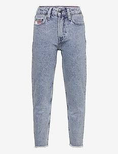 HR TAPERED - jeans - marblewashc