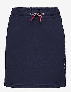 ESSENTIAL HWK SKIRT - skirts - twilight navy
