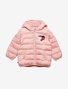 BABY TOMMY FLAG JACK - PINK ICING