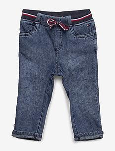 BABY DENIM PANTS - jeans - denim medium