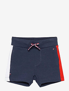 BABY SIDESTRIPE SWEATSHORTS - shorts - twilight navy