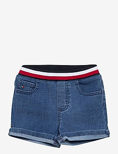 BABY TOMMY DENIM SHORTS - shorts - denim medium