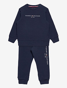 BABY ESSENTIAL SET - sett i 2 deler - twilight navy