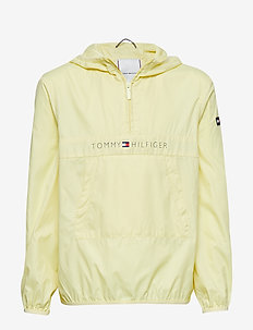 UNISEX POP-OVER JACKET - LEMONADE