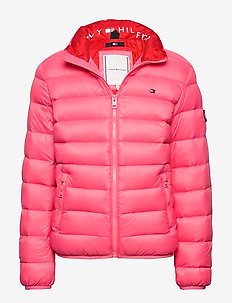 U LIGHT DOWN JACKET - puffer & padded - glamour pink