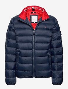 U LIGHT DOWN JACKET - puffer & padded - twilight navy