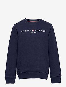 ESSENTIAL SWEATSHIRT - sweatshirts - twilight navy