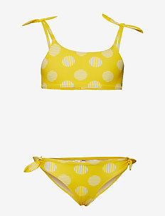 BRALETTE SET - LOGO POLKADOT KIDS EMPIRE YELL