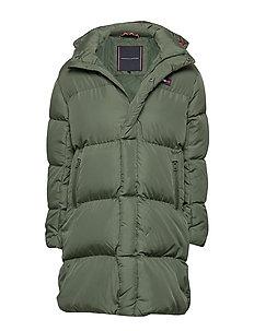 Tommy Hilfiger Girls Dg Essential Down Coat