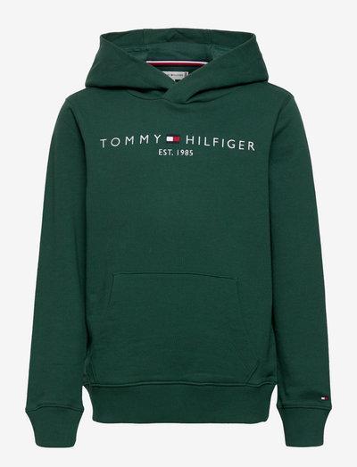 ESSENTIAL HOODIE - hoodies - ornamental green
