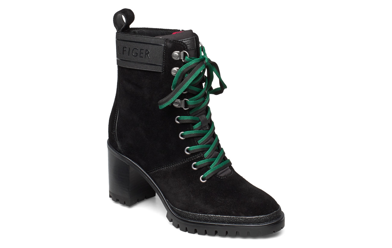 Sporty Outdoor Mid Heel Laceup by Boozt.Com