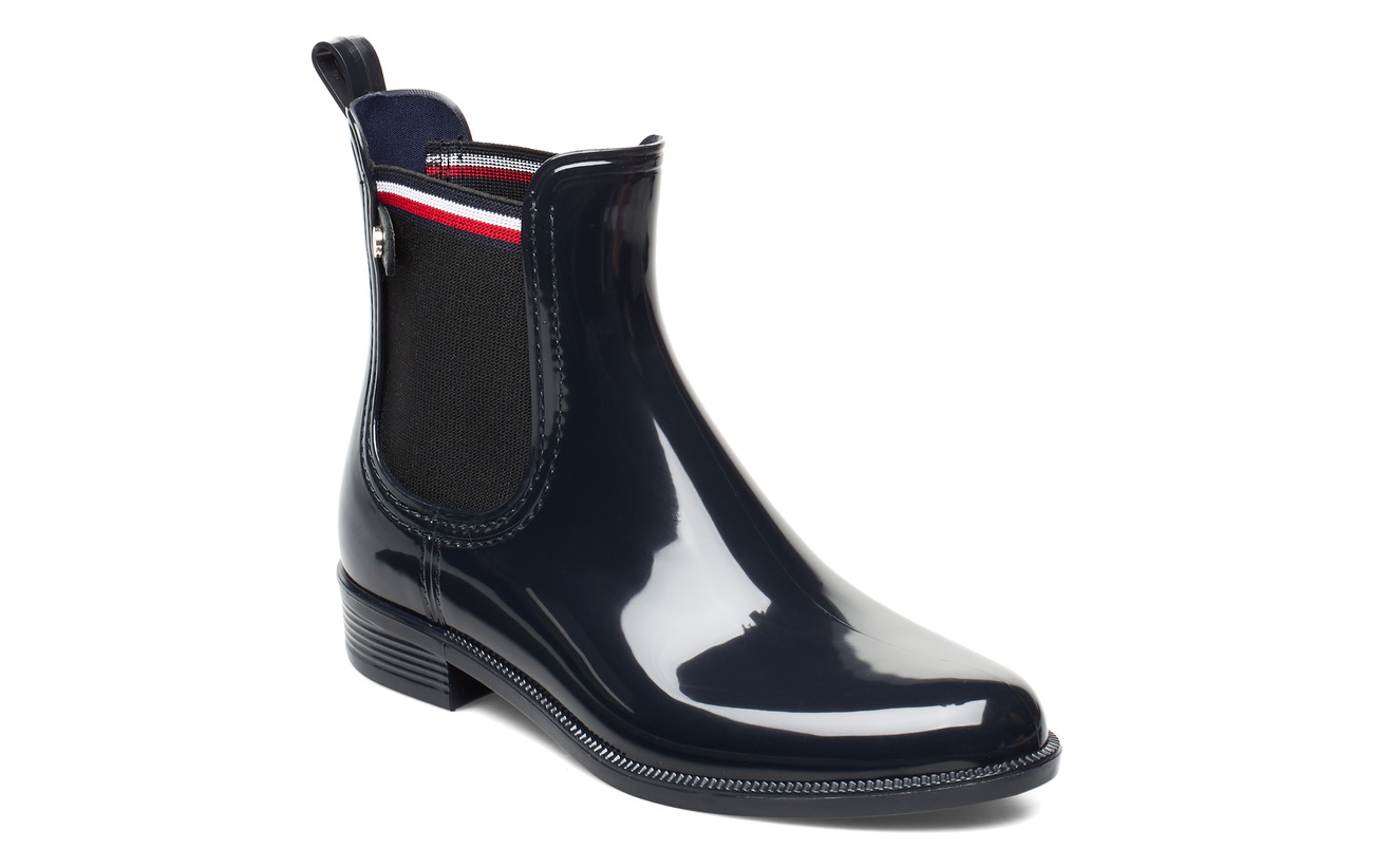 Tommy Hilfiger COLOR BLOCK RAINBOOT - MIDNIGHT