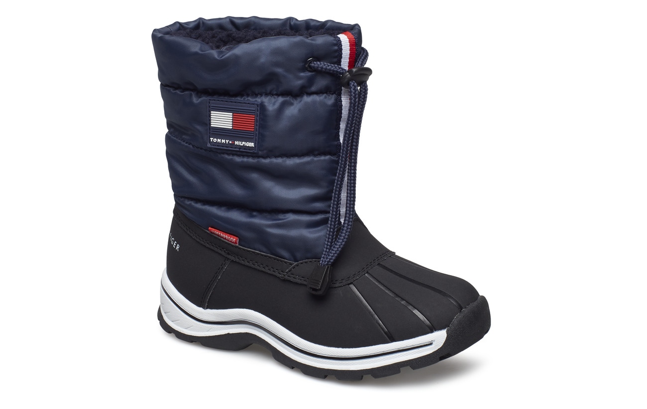 Tommy Hilfiger TECHINICAL BOOTIE
