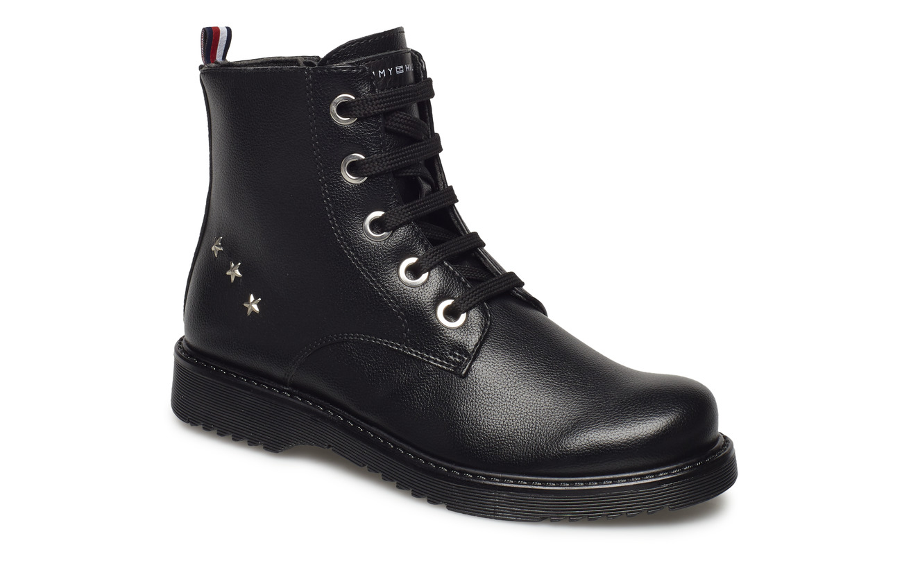 Tommy Hilfiger LACE-UP BOOTIE