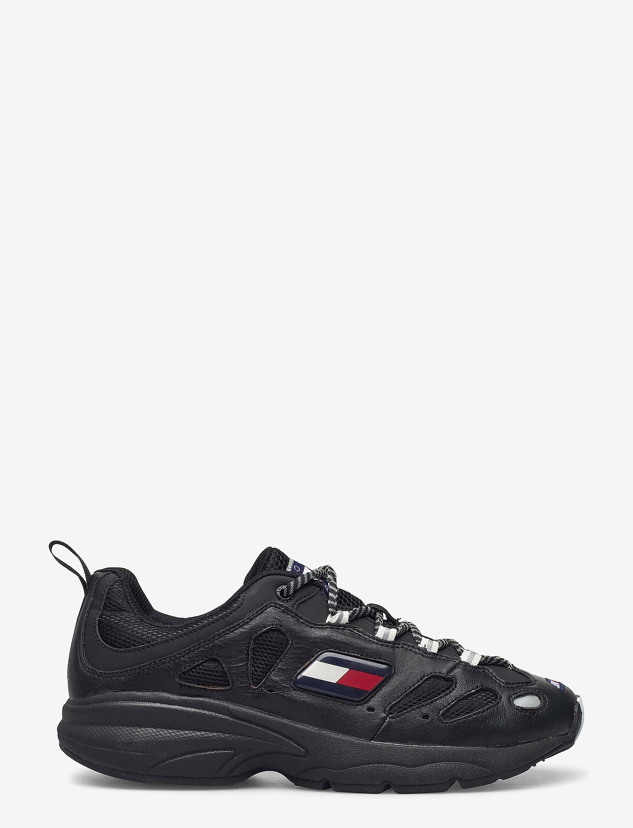 Tommy Hilfiger - HERITAGE RETRO TOMMY - low tops - black - 1