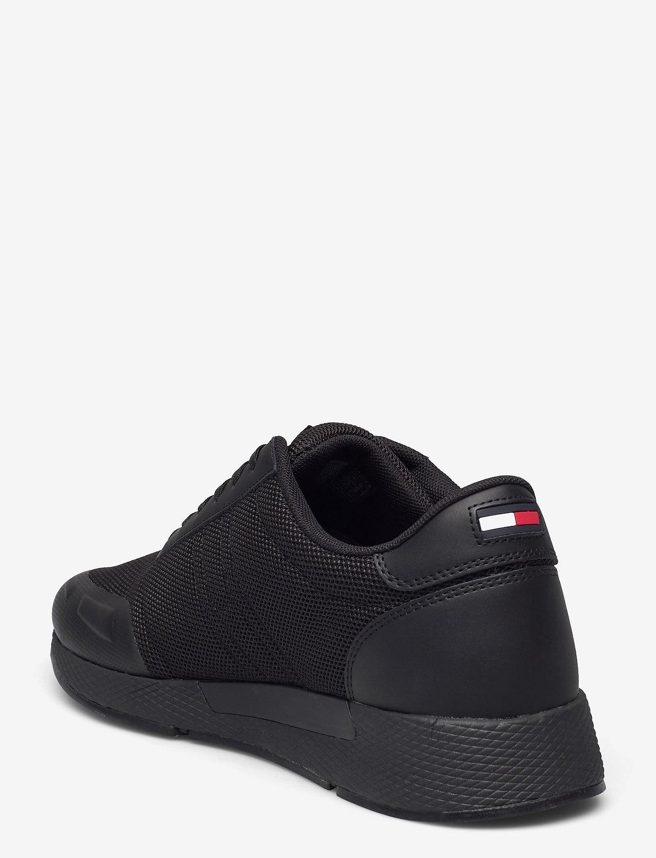 Tommy Hilfiger - FLEXI MESH TJM RUNNER - laag sneakers - black - 2