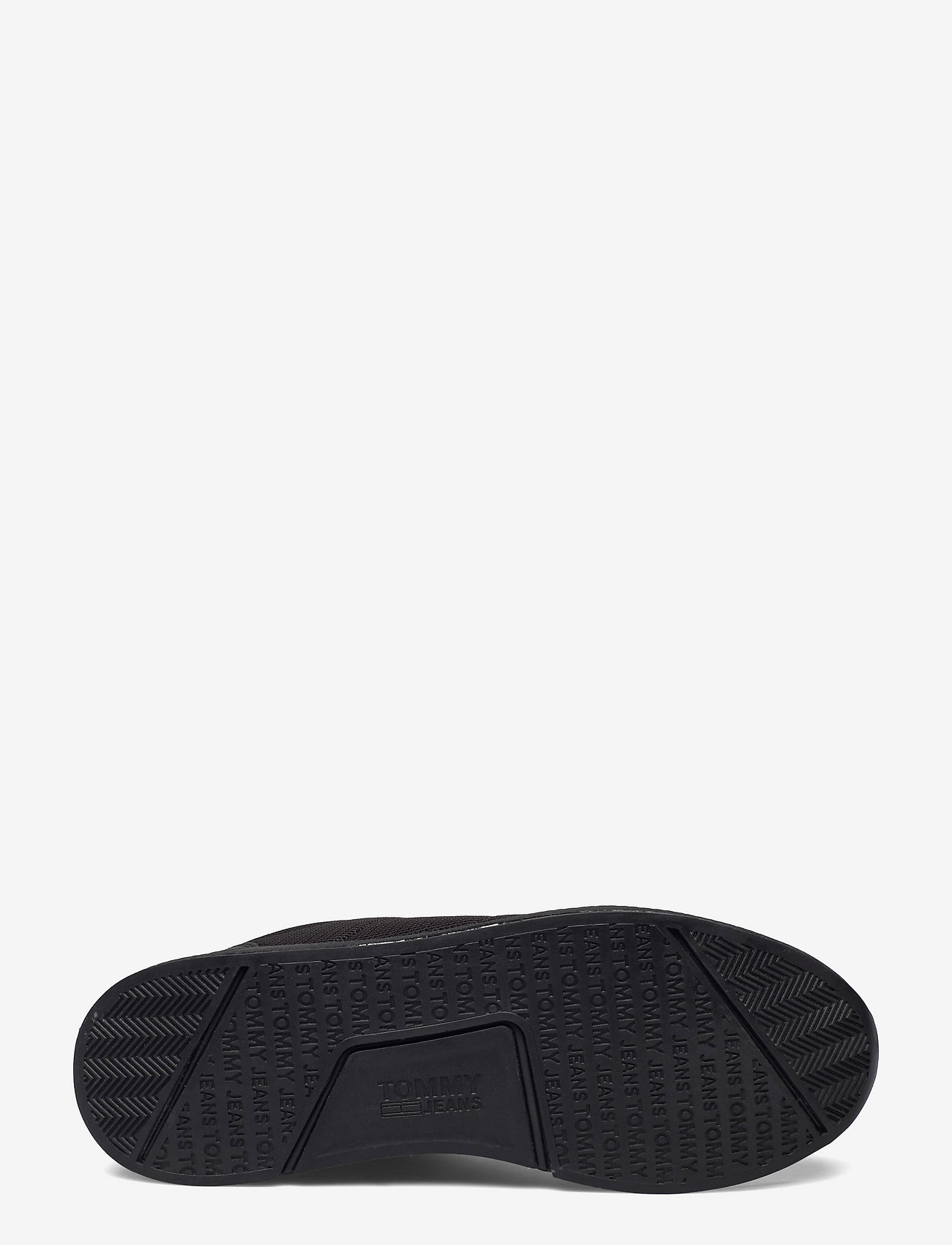 Tommy Hilfiger - FLEXI MESH TJM RUNNER - laag sneakers - black - 4