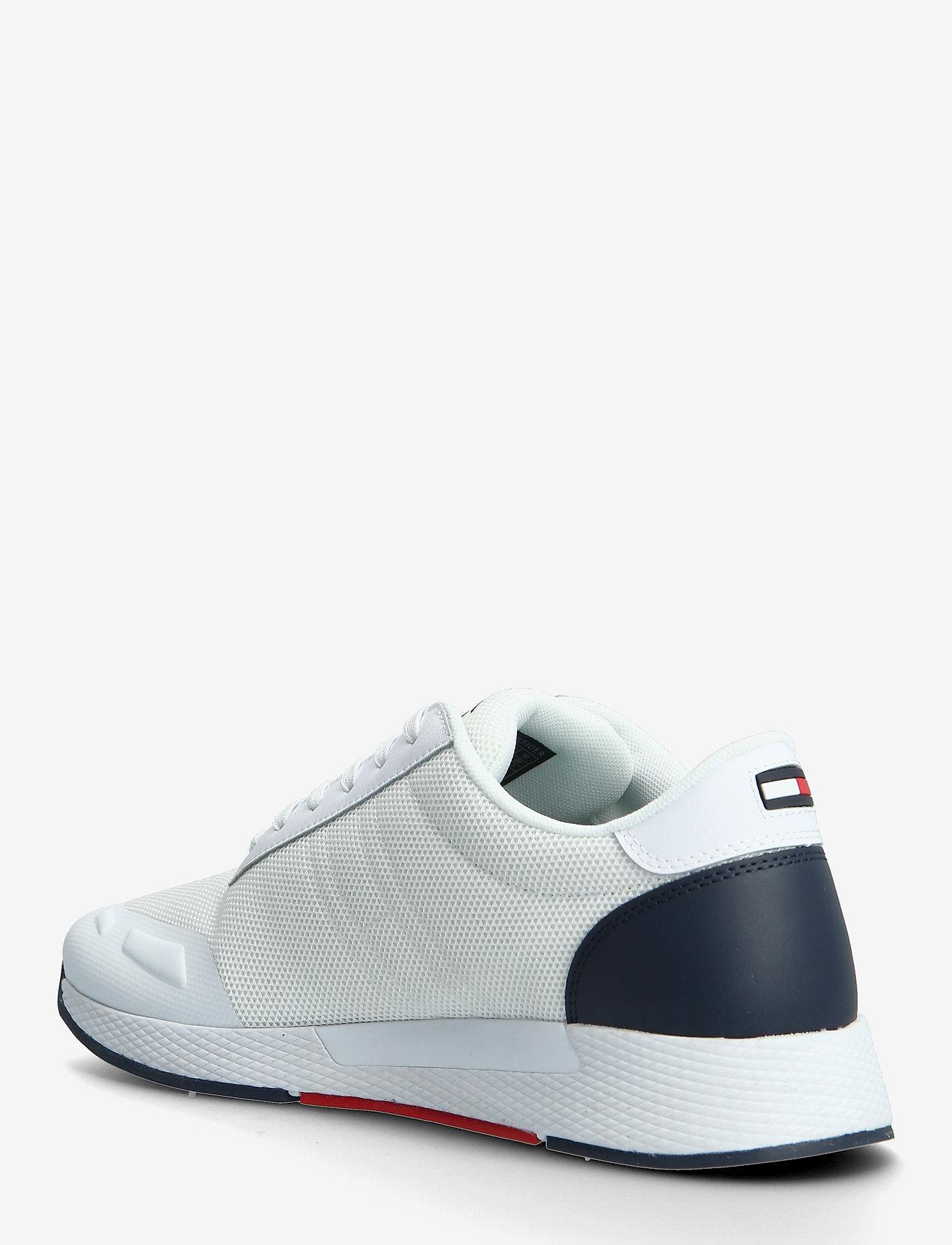 Tommy Hilfiger - FLEXI MESH TJM RUNNER - laag sneakers - white - 2