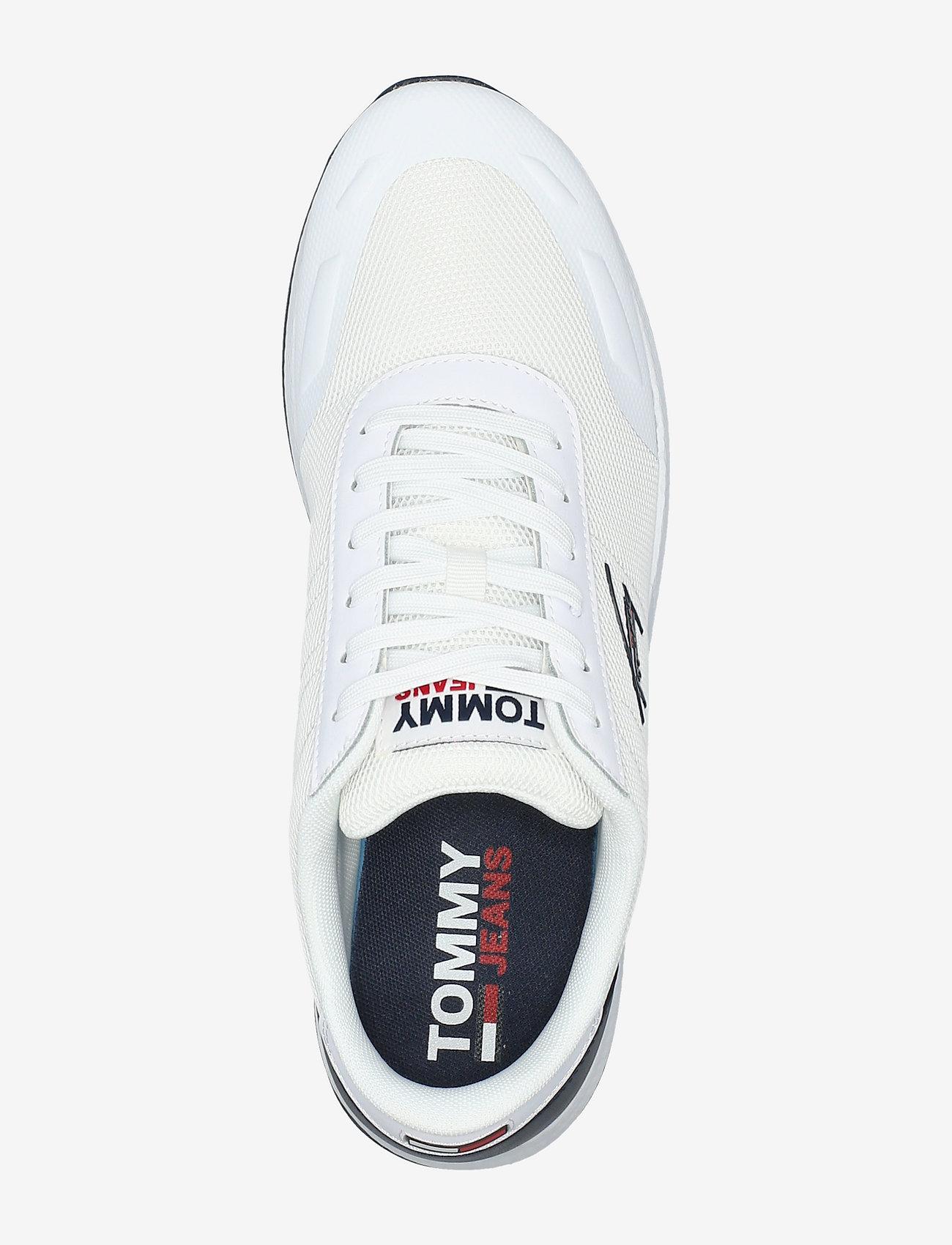 Tommy Hilfiger - FLEXI MESH TJM RUNNER - laag sneakers - white - 3