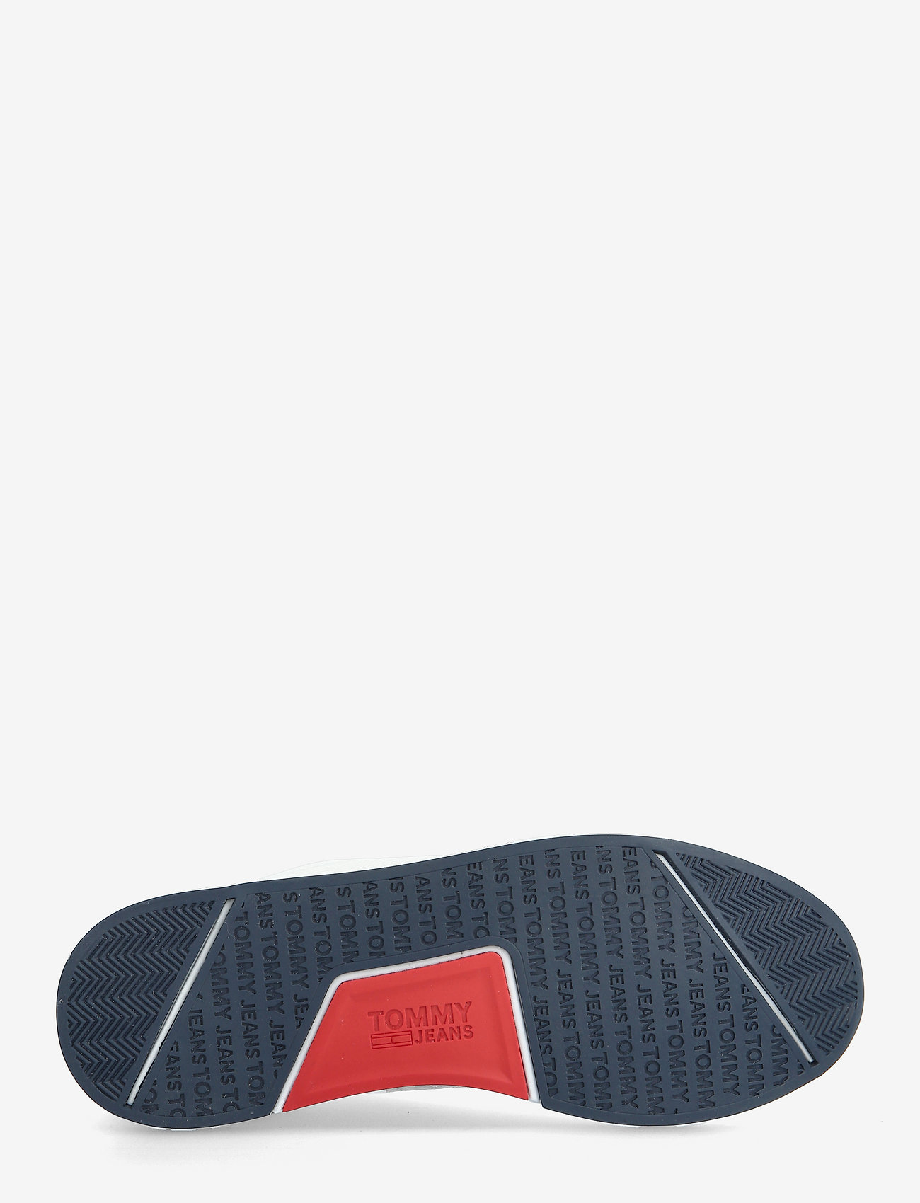 Tommy Hilfiger - FLEXI MESH TJM RUNNER - laag sneakers - white - 4