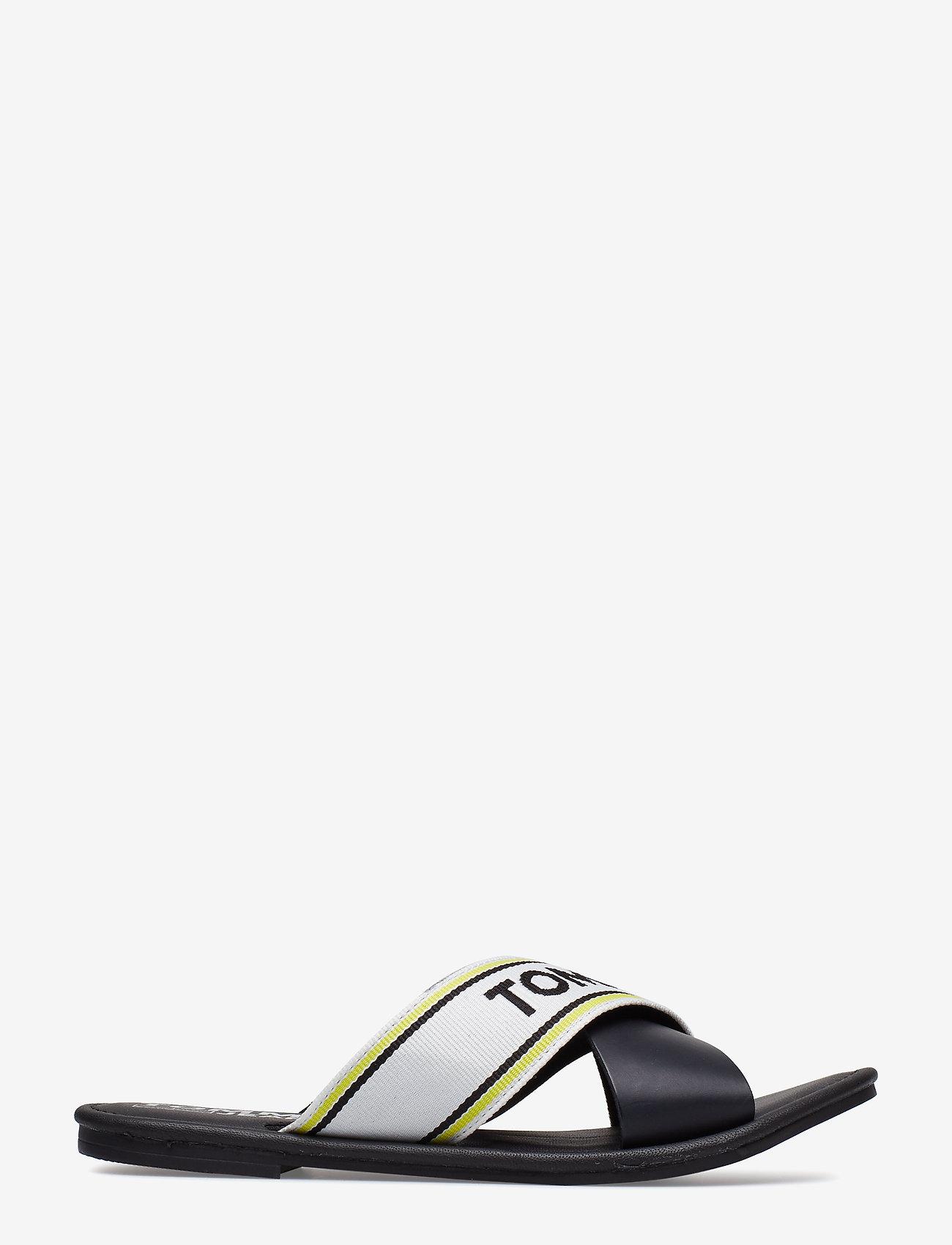 Tommy Hilfiger - SUSY 8C - flade sandaler - black - 1