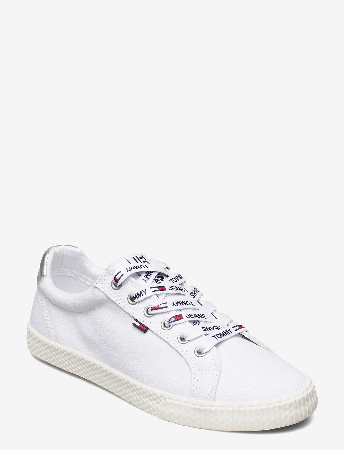 Tommy Hilfiger - TOMMY JEANS CASUAL SNEAKER - low top sneakers - white - 0