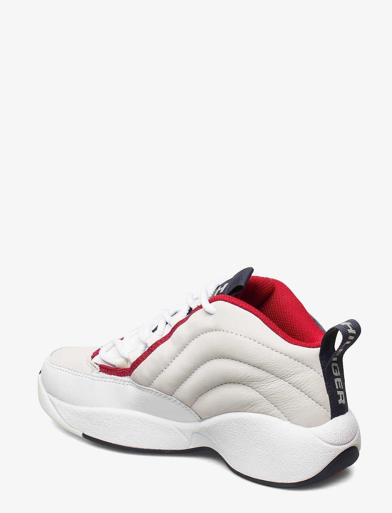 Wmns The Skew Heritage Sneaker (Rwb) - Tommy Hilfiger