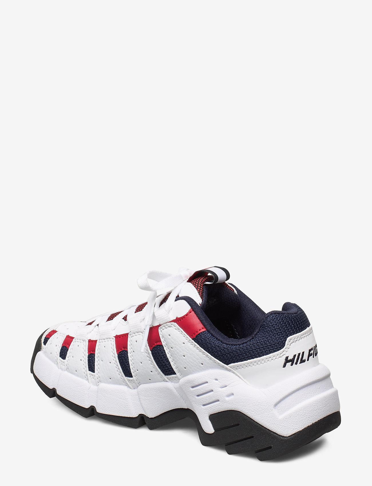 Wmns Chunky Heritage Sneaker (Rwb) - Tommy Hilfiger