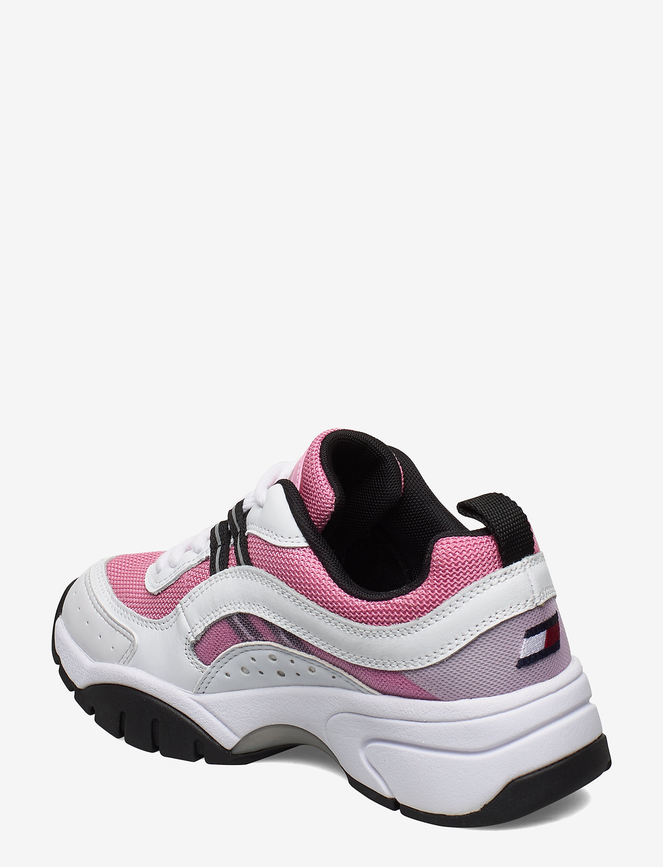 Heritage Thj Jeans Wmns Runner (Bubble Pink) - Tommy Hilfiger