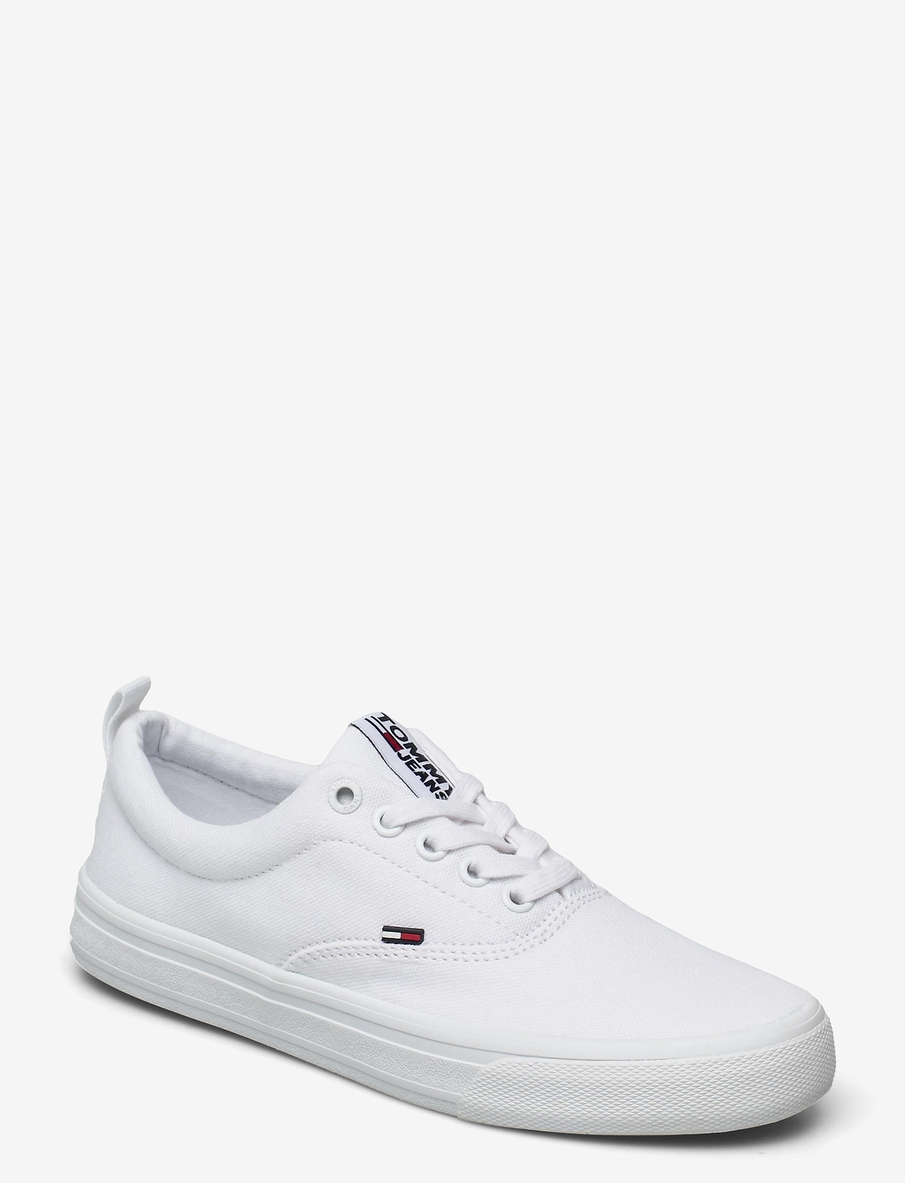 Tommy Hilfiger - WMN CLASSIC TOMMY JEANS SNEAKER - low top sneakers - white - 1