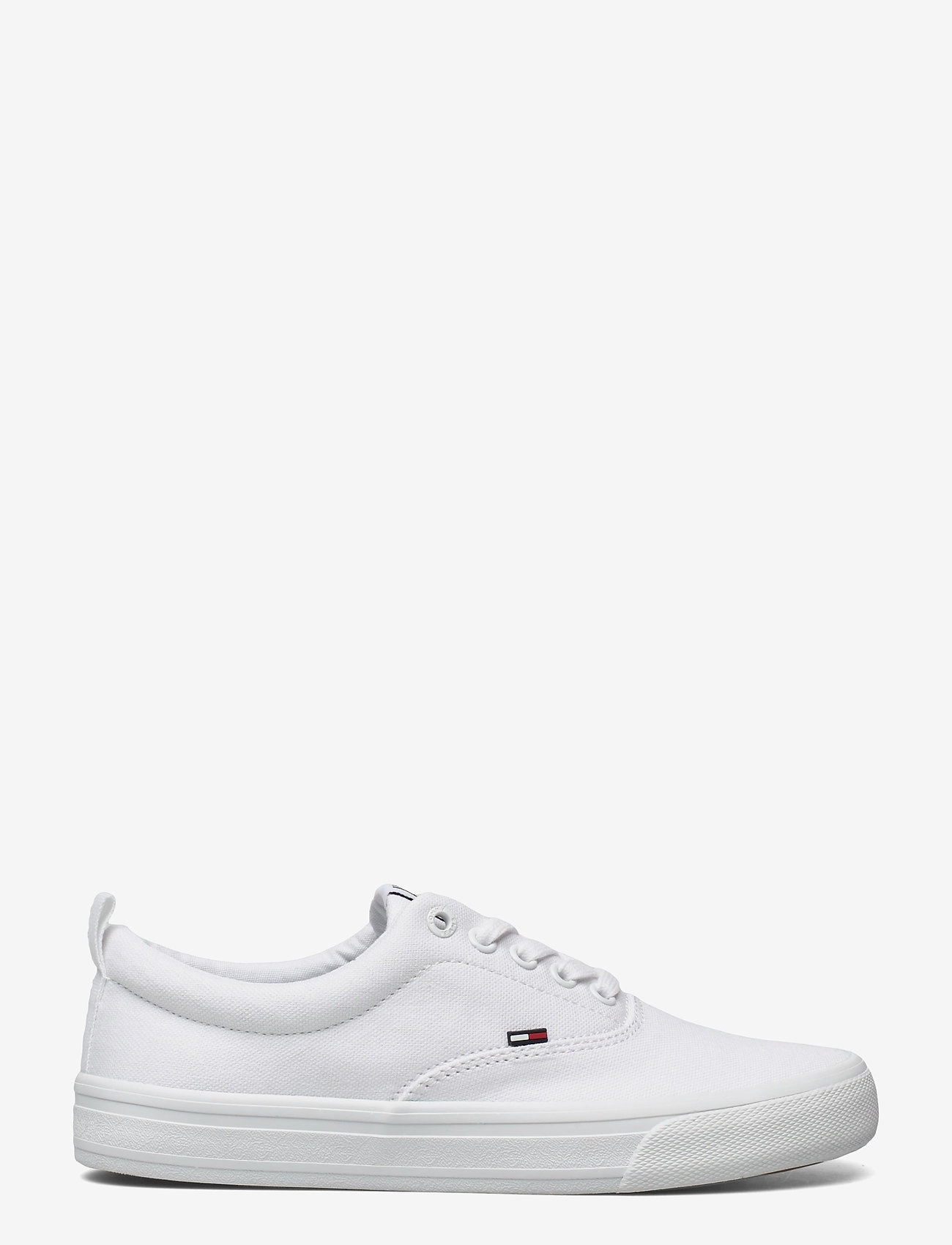 Tommy Hilfiger - WMN CLASSIC TOMMY JEANS SNEAKER - low top sneakers - white - 0