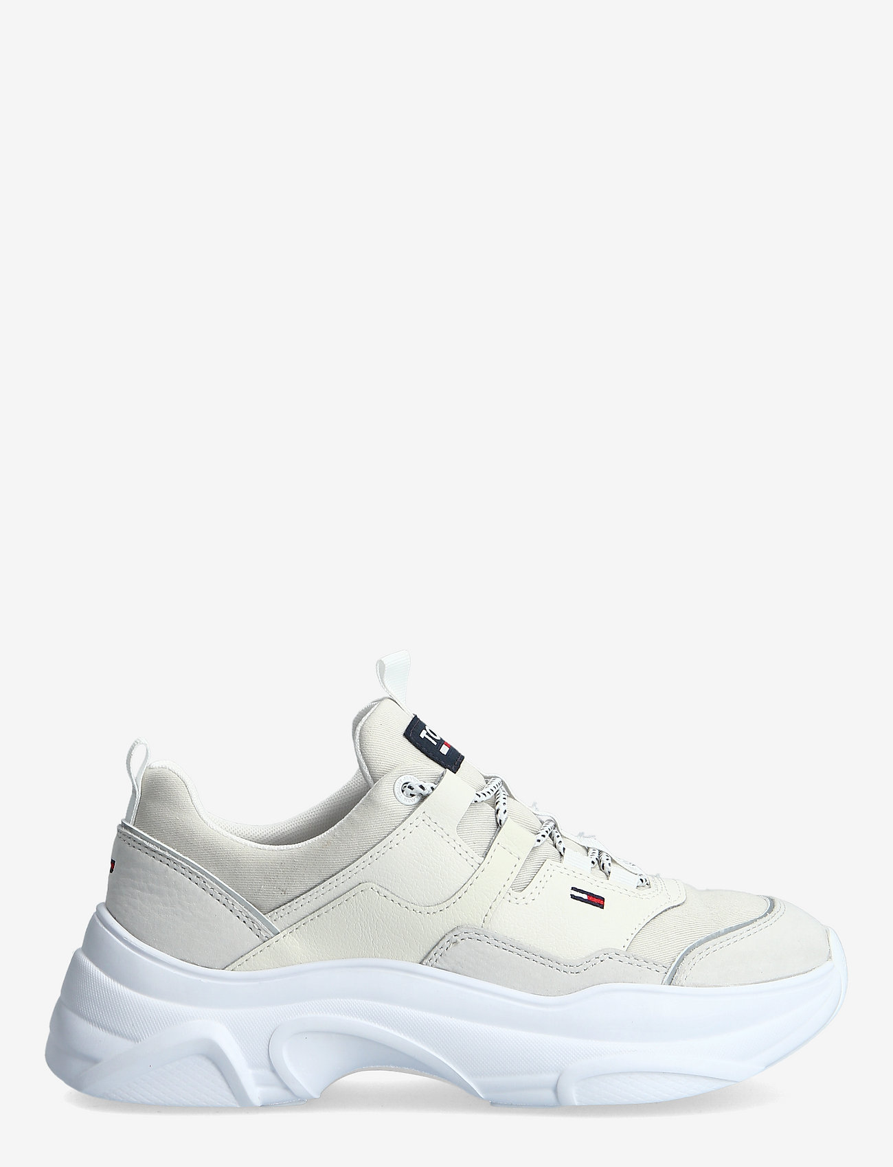 Tommy Hilfiger - TOMMY JEANS LIGHTWEIGHT SHOE - chunky sneakers - white - 1