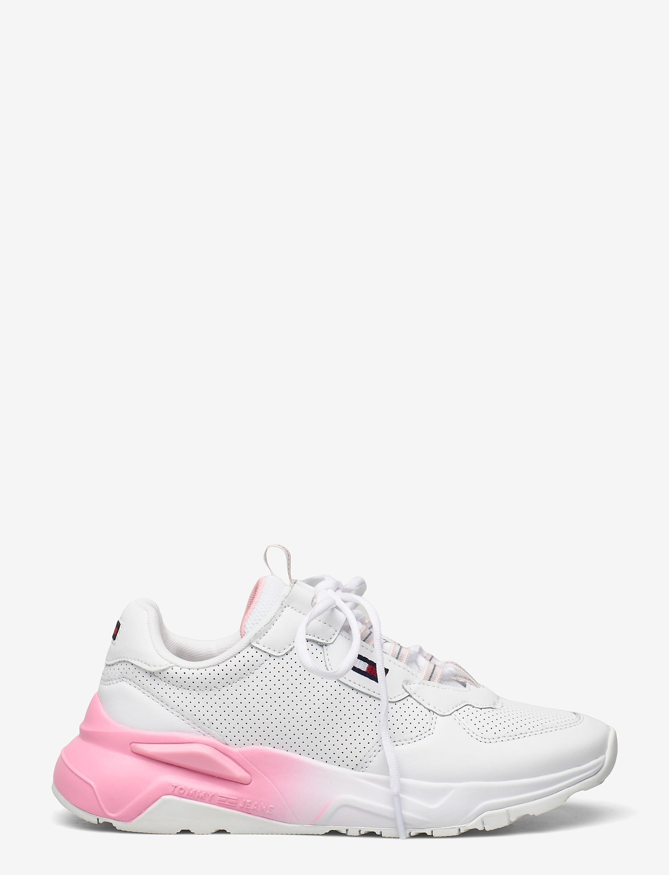 Tommy Hilfiger - CHUNKY TECH GRADIENT RUNNER - low top sneakers - white - 1