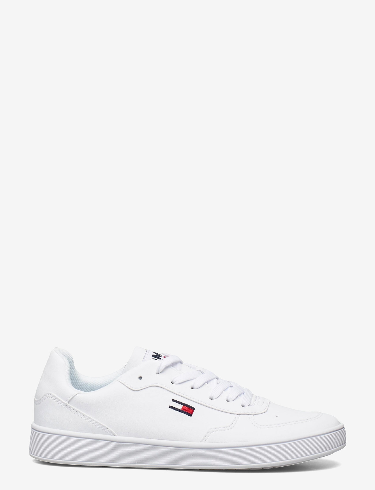 Tommy Hilfiger - TOMMY JEANS CUPSOLE SNEAKER - low top sneakers - white - 1