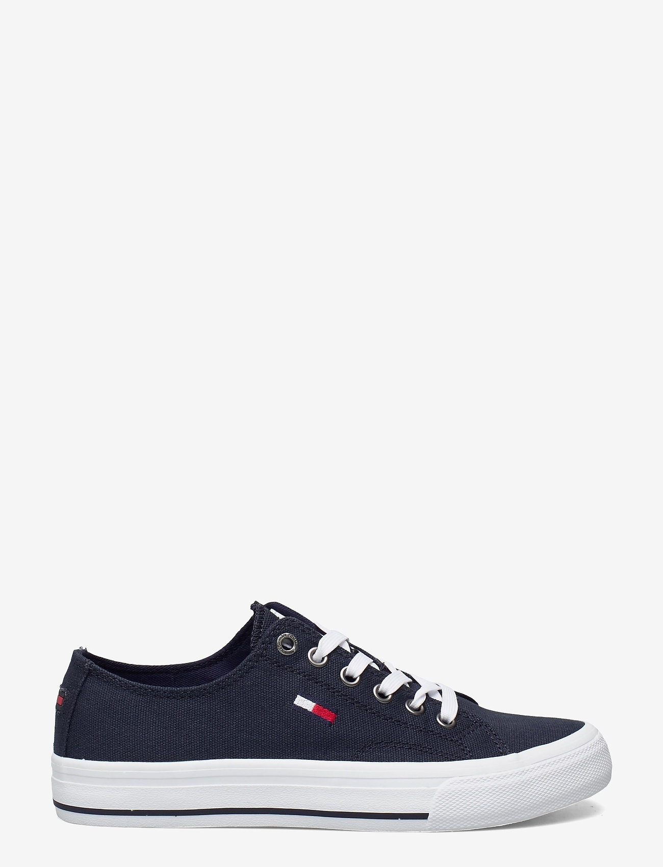 Tommy Hilfiger - TOMMY JEANS LOW CUT VULC - low top sneakers - twilight navy - 1