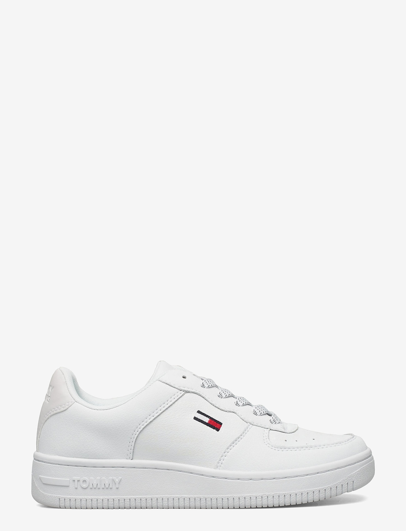 Tommy Hilfiger - WMNS REFLECTIVE BASKET - low top sneakers - white - 1