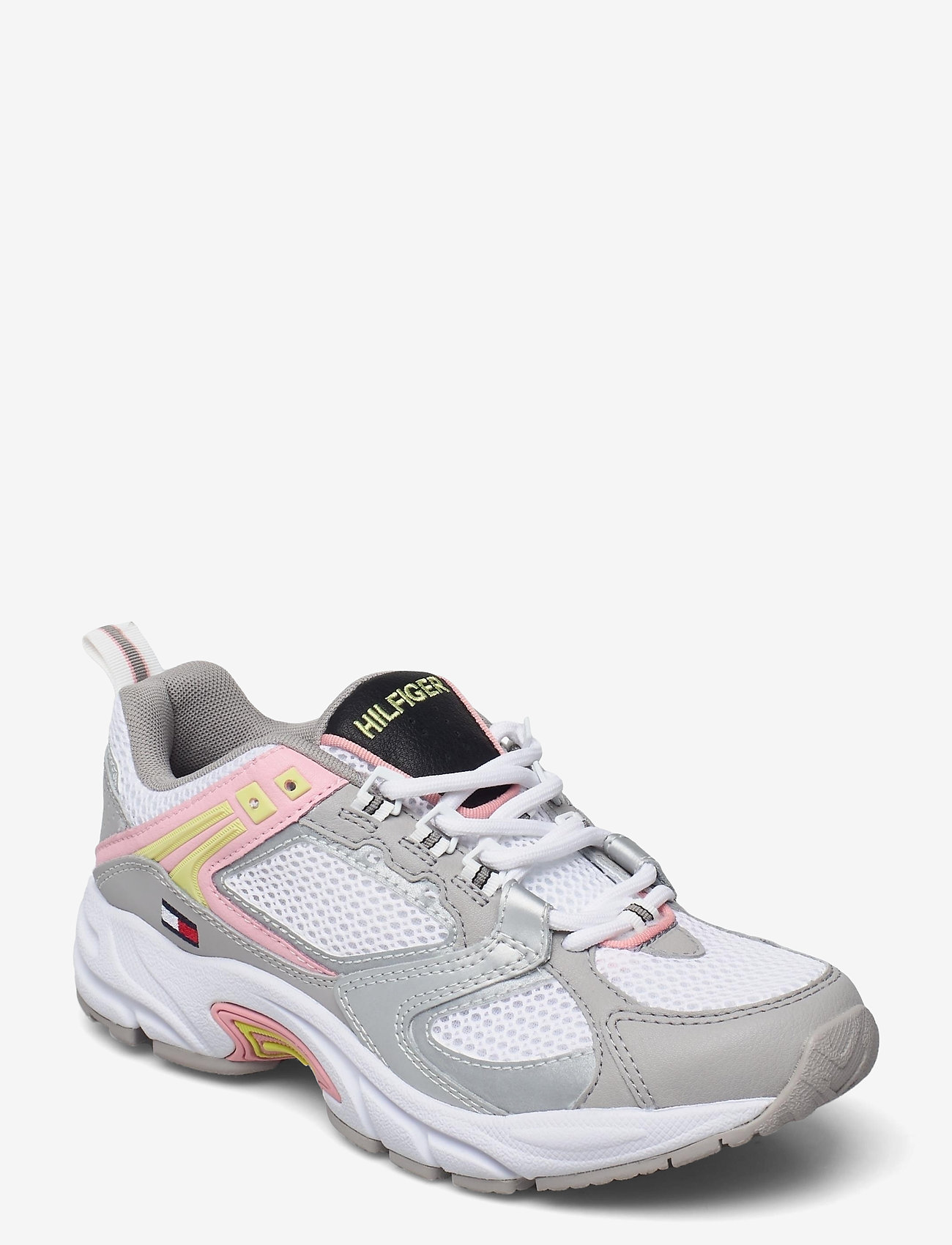 Tommy Hilfiger - WMNS ARCHIVE MESH RUNNER - low top sneakers - sterling grey - 0