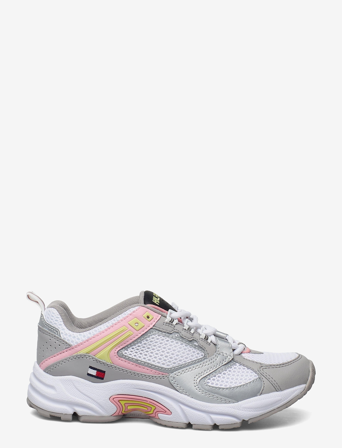 Tommy Hilfiger - WMNS ARCHIVE MESH RUNNER - low top sneakers - sterling grey - 1
