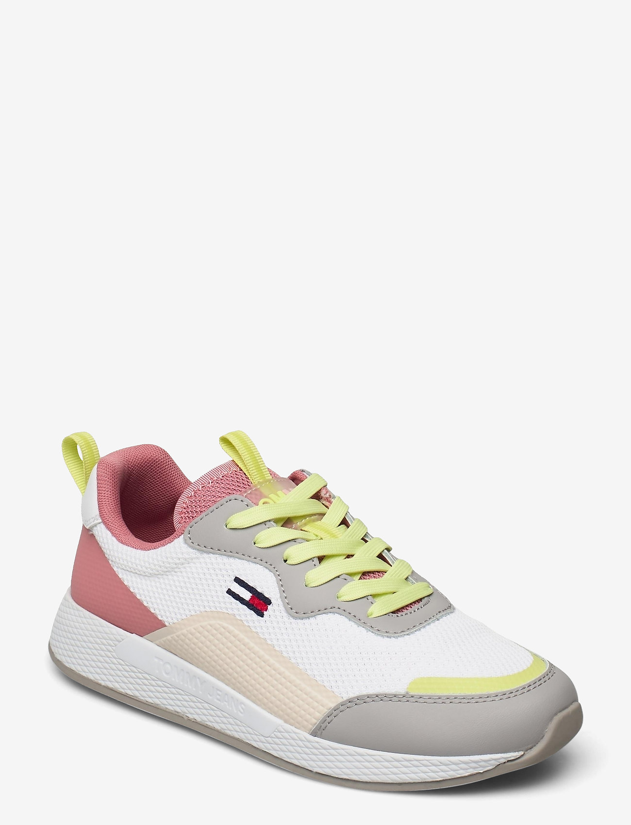 Tommy Hilfiger - TECHNICAL DETAIL RUNNER - sneakersy niskie - sterling grey - 0